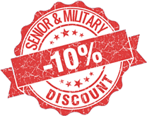 Senior & Military Discount for Salem, Oregon Pest Control Services